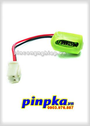 Pin Sạc Công Nghiệp-Pin Cell 1,2v NiMH 1/3AAA 250mAh